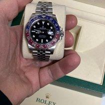 Rolex 126710BLRO Acier 2021 GMT-Master II 40mm nouveau France, Paris