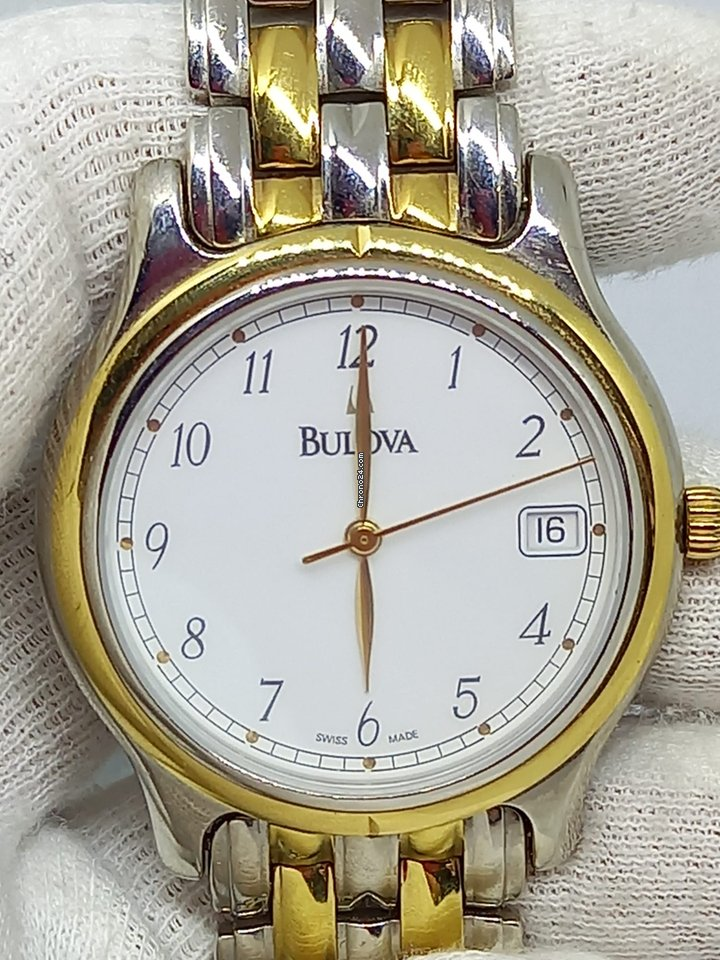 Bulova Classic BAG 134000 new
