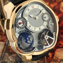 Greubel Forsey Rose gold Manual winding GMT pre-owned United States of America, California, Beverly Hills