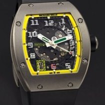 Richard Mille RM 005 Titanium 38mm Black Arabic numerals