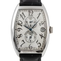 Franck Muller Steel 40.5mm Automatic 6850MB pre-owned
