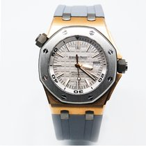 Audemars Piguet Royal Oak Offshore Diver 15711OI.OO.A006CA.01 Very good Rose gold 42mm Automatic