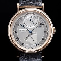 Breguet Classique Rose gold 41mm Silver Roman numerals United States of America, Massachusetts, Boston