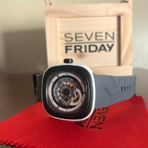 Sevenfriday Steel 47mm Automatic P3/03 pre-owned United States of America, Nebraska, Omaha