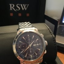 RSW Steel 44mm Automatic RSWA4345-SS-9 pre-owned