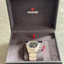 Tudor M79350-0001 Steel 2020 Black Bay Chrono 41mm pre-owned