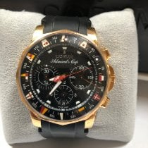 Corum Admiral's Cup (submodel) Rose gold 44mm Black United Kingdom, york