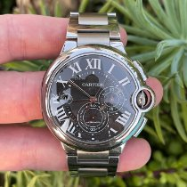 Cartier Steel 44mm Automatic 3109 pre-owned