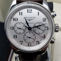 Longines Master Collection Steel 44mm Silver United States of America, Connecticut, Higganum