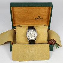 Rolex Day-Date 36 White gold 36mm Silver No numerals United States of America, Florida, Miami Beach