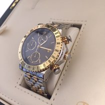 Paul Picot Gold/Steel 40mm Automatic 5154 pre-owned