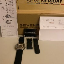 Sevenfriday Steel 47mm Automatic P1B/01 pre-owned United States of America, Florida, Rockledge