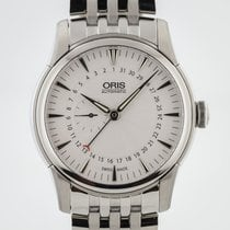 Oris Artelier Small Second Steel 42mm White Roman numerals United States of America, California, Pleasant Hill