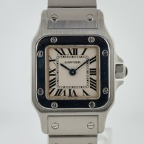 Cartier Santos Galbée Steel 24mm White Roman numerals United States of America, California, Pleasant Hill