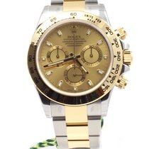 Rolex Daytona Or/Acier 40mm Or