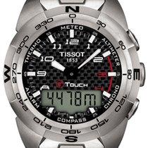 Tissot T-Touch Expert Titanium 43.6mm Black
