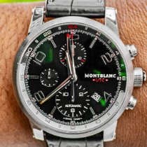 Montblanc Timewalker Steel 43mm Black Arabic numerals United States of America, Texas, Plano
