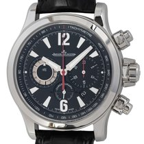Jaeger-LeCoultre Master Compressor Chronograph 2 Steel 41mm Black United States of America, Texas, Austin