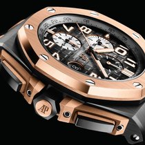 Audemars Piguet Royal Oak Offshore Chronograph 44mm Arabic numerals