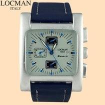 Locman Sport Quadrato Aluminum 39mm Blue Arabic numerals United States of America, New York, New York