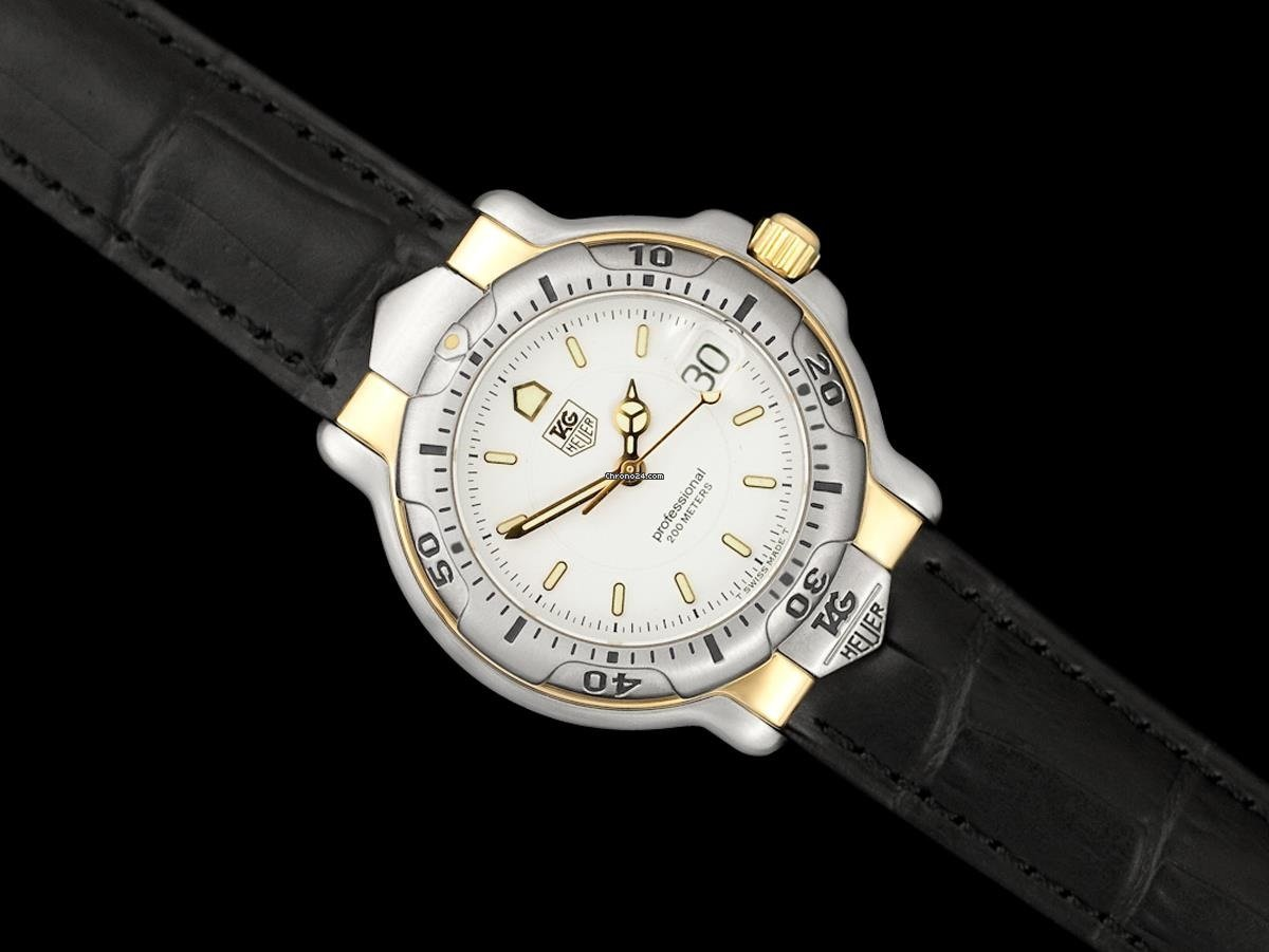 TAG Heuer 6000 8020ST 2000 pre-owned