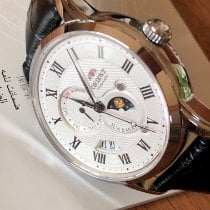 Orient Steel 42,5mm Automatic FAK00002S0 new