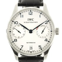IWC Steel 42mm Automatic 5001 pre-owned