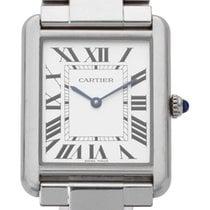 Cartier Acier 27mm Quartz 3169 occasion France, Lyon
