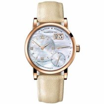 A. Lange & Söhne Little Lange 1 Rose gold Mother of pearl