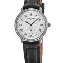 Frederique Constant Slimline Mid Size new Quartz Watch with original box FC-235M1S6