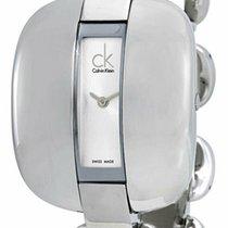 ck Calvin Klein Steel 35mm Quartz K2E23138 new United States of America, New York, Monsey