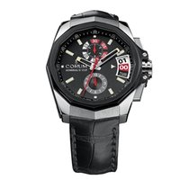 Corum Admiral's Cup AC-One pre-owned 45mm Black Leather