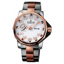 Corum Admiral's Cup Competition 48 nowość Automatyczny Zegarek z oryginalnym pudełkiem i oryginalnymi dokumentami