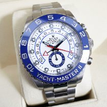 Rolex Yacht-Master II 116680 Very good Steel 44mm Automatic