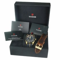 Tudor Black Bay Bronze new Automatic Watch with original box and original papers 79250