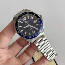TAG Heuer Formula 1 Calibre 7 pre-owned 41mm Black Date GMT Steel
