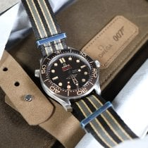 Omega Seamaster Diver 300 M new 2020 Automatic Watch with original box and original papers 210.92.42.20.01.001