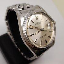 Rolex Datejust Steel 36mm Silver No numerals