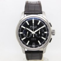 Zenith Steel 42mm Automatic 03.2117.4002 pre-owned