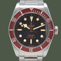 Tudor Black Bay Steel 41mm Black No numerals