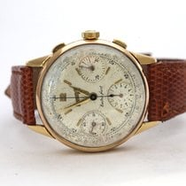 Eberhard & Co. Extra-Fort Yellow gold 39mm Champagne