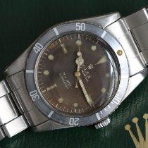 Rolex Submariner (No Date) 5508 Sehr gut Stahl 37mm Automatik