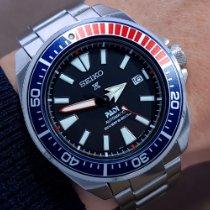 Seiko Prospex neu 2021 Automatik Uhr mit Original-Box und Original-Papieren SRPF09K1