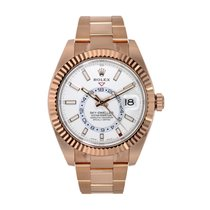 Rolex Sky-Dweller 326935 Unworn Rose gold 42mm Automatic United States of America, New York, New York