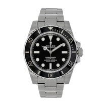 Rolex 114060 Steel Submariner (No Date) 40mm pre-owned United States of America, New York, New York