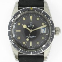 Titus Steel 37mm Automatic 5913