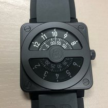 Bell & Ross BR 01-92 new 2008 Automatic Watch only BR01-92-SC