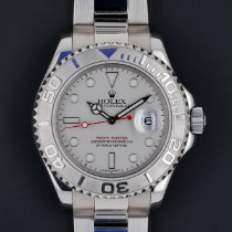 Rolex Yacht-Master 40 Steel 40mm Silver No numerals United States of America, Florida, Sunny Isles Beach