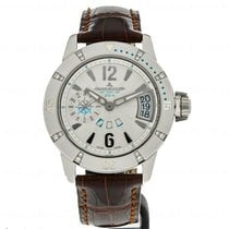 Jaeger-LeCoultre Master Compressor Diving GMT Steel White United States of America, Massachusetts, Andover
