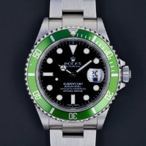 Rolex Submariner Date Steel 40mm Black No numerals United States of America, Florida, Sunny Isles Beach